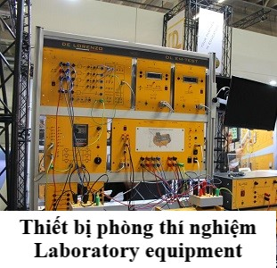 II. Laboratory equipment