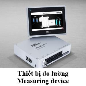 IV. Thiết bị đo lường