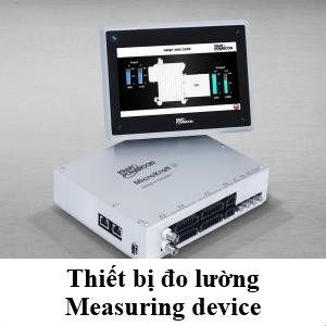 IV. Measuring device
